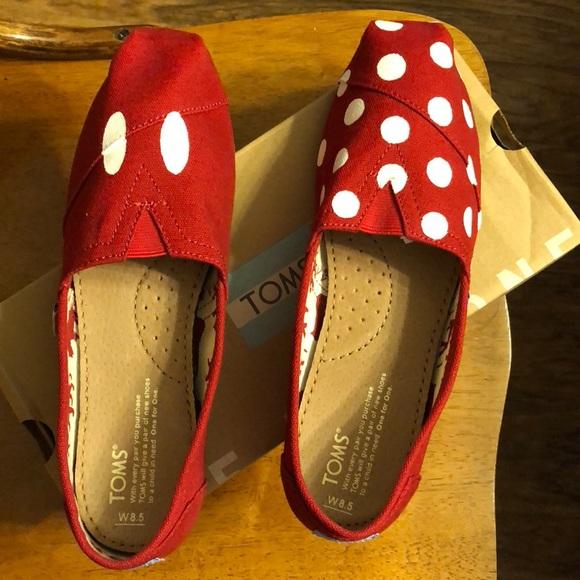 00f02dc5414 Disney (Minnie) toms shoes